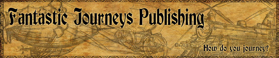 Fantastic Journeys Publishing - For Authors, By Authors